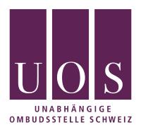 Unabhängige Ombudsstelle Schweiz AG Logo